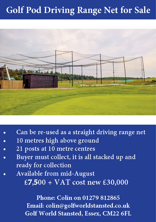 GolfPod Net for Sale