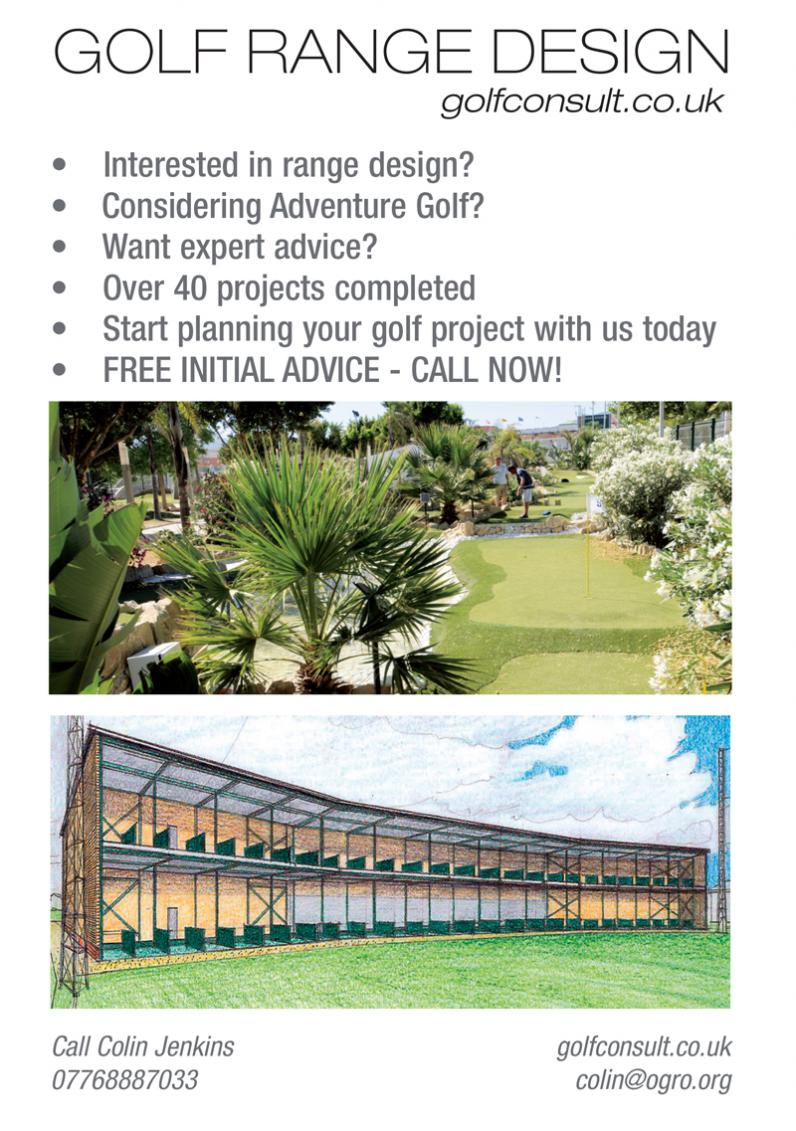 Golf Range Design