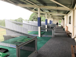 Thorp Wood Driving Range