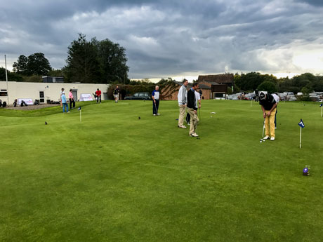 British Putting Championship