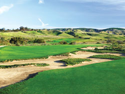 Rustic Canyon 10th hole