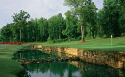 5th hole Great Waters