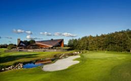 The Scandinavian's fabulous clubhouse